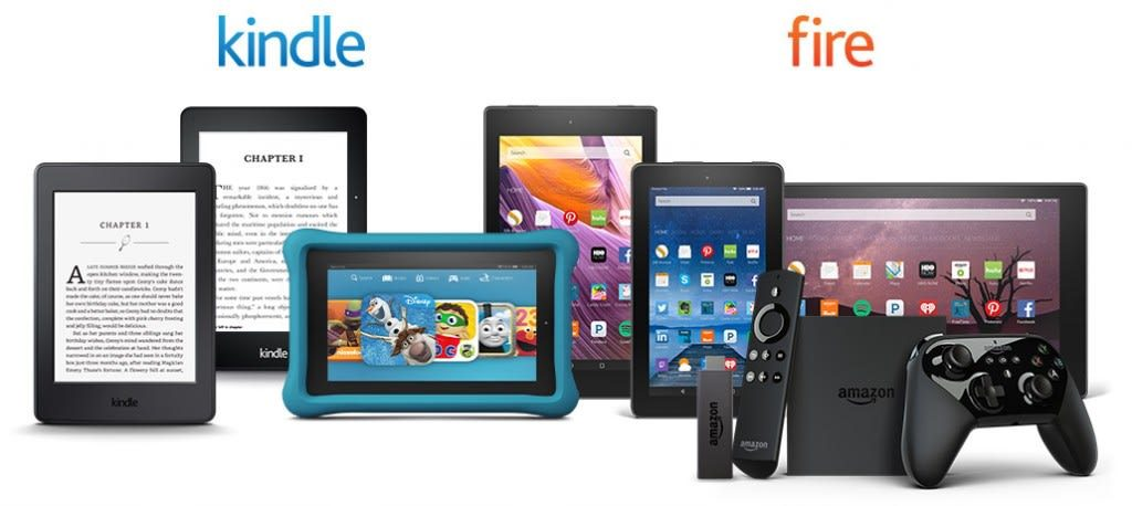 Download Amazon Kindle Fire Stock Firmwares